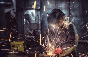 Image displaying SM Engineering steel house fabrications