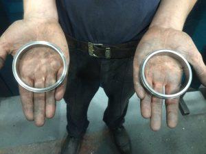 Bespoke engineered rings