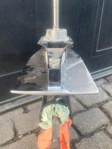Propeller shaft engineering works