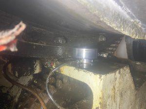 Custom engineering repair works
