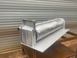 Bespoke gunnel roller