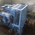 Bespoke Framework to guard machinery