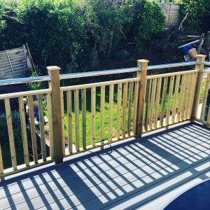 Bespoke Residential Stainless Hand Rails