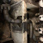 Onsite hydraulics work