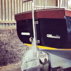 SM Engineering's bespoke rudders