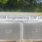 SM Engineering dual deck hatches