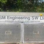 SM Engineering bespoke dual deck hatches