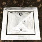 Custom Stainless Steel Deck Hatch by SM Engineering