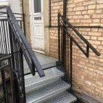 Bespoke safety steps