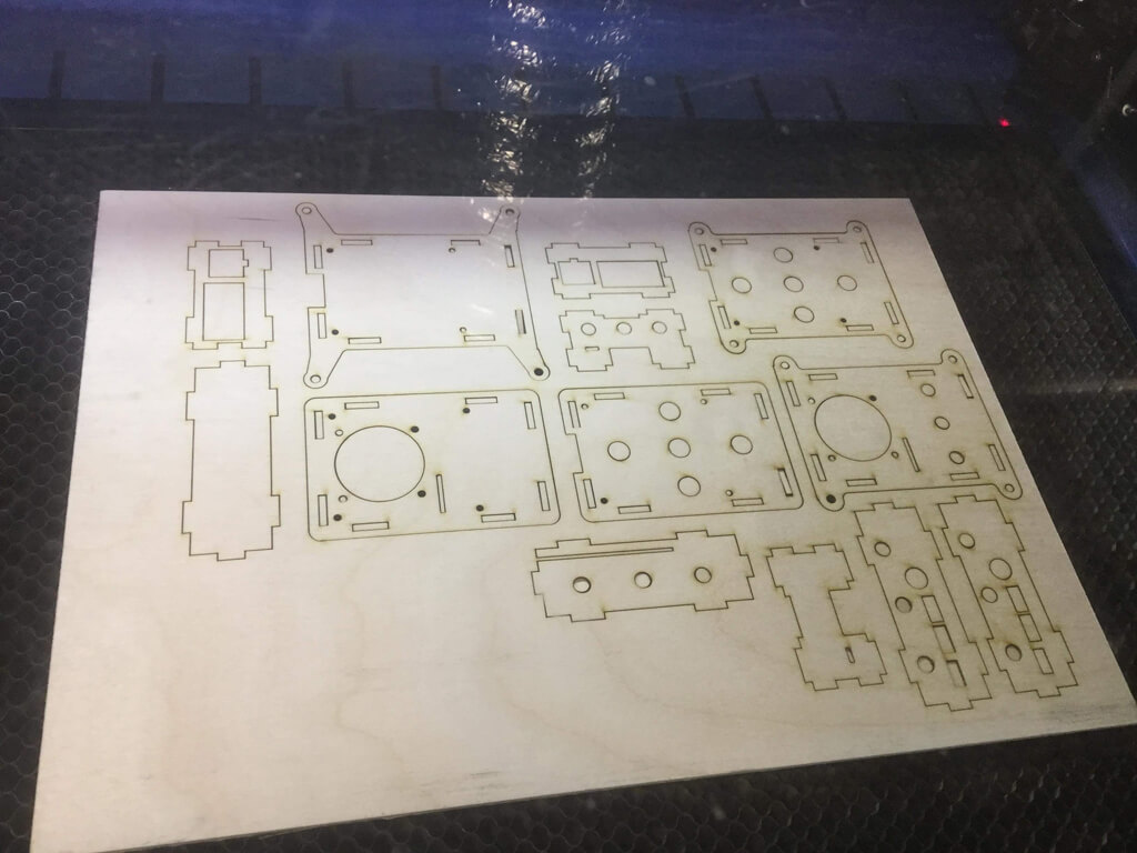 Bespoke Laser Cutting by SM Engineering