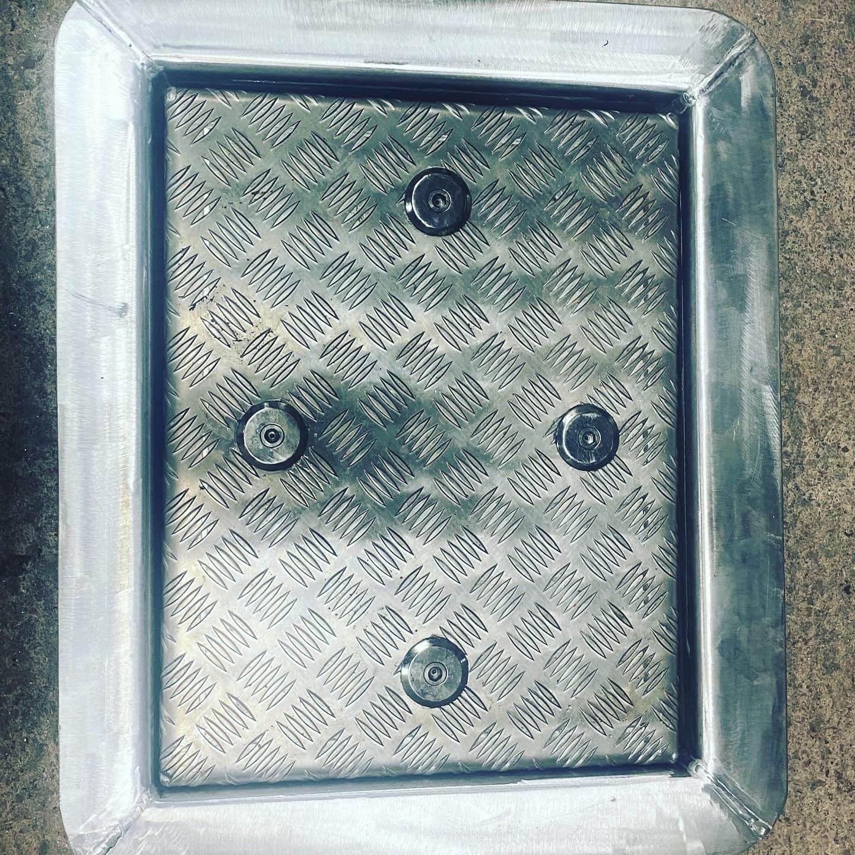 SM Engineering purpose built deck hatch