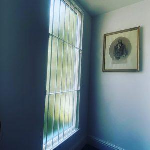 Bespoke window bars