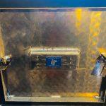 SM Engineering fabricated marine hatch