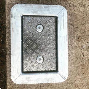 SM Engineering custom small deck hatch