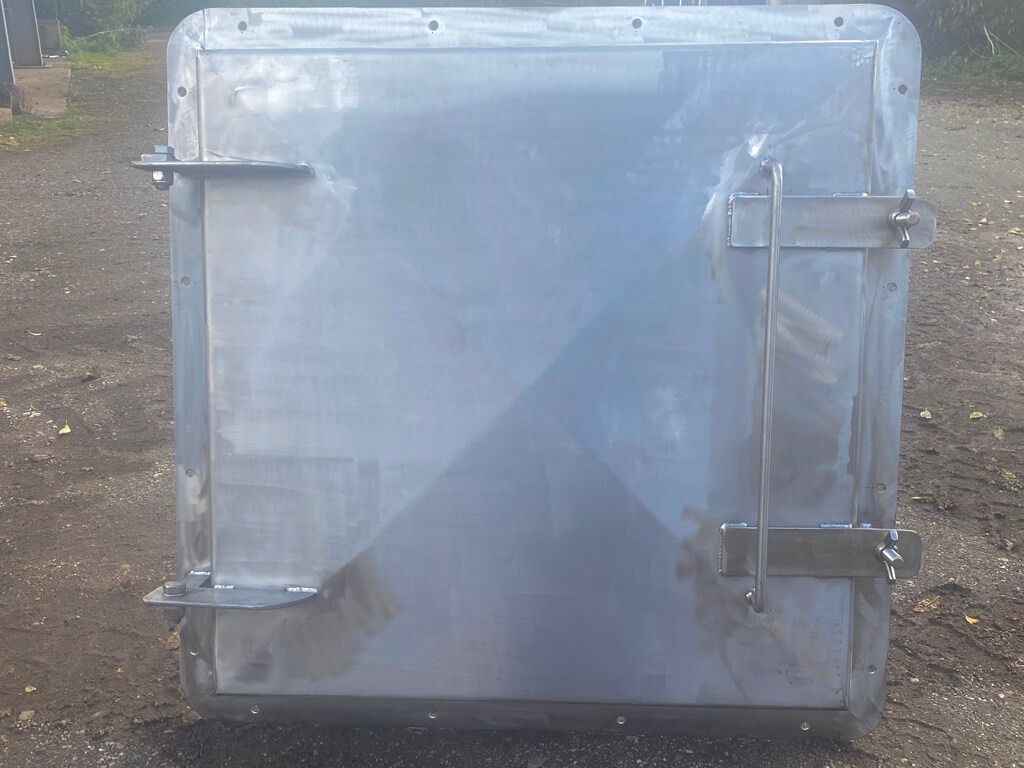 Marine graded Bulk head hatch