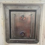 Photo of hatch used on boat
