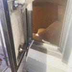 SM Engineering custom installed deck hatch