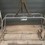 Standalone Stainless Steel Gantry