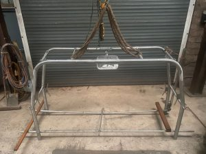 Standalone Stainless Steel Gantry